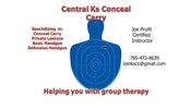 Kansas Conceal Carry Classes