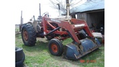1030 Case Tractor with front end loader