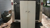 Nice Metal Cabinet for Decorating in very good condition.